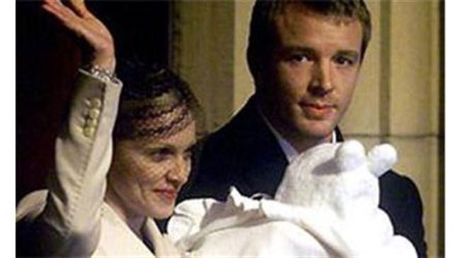 Madonna ve Guy Ritchie boşandı